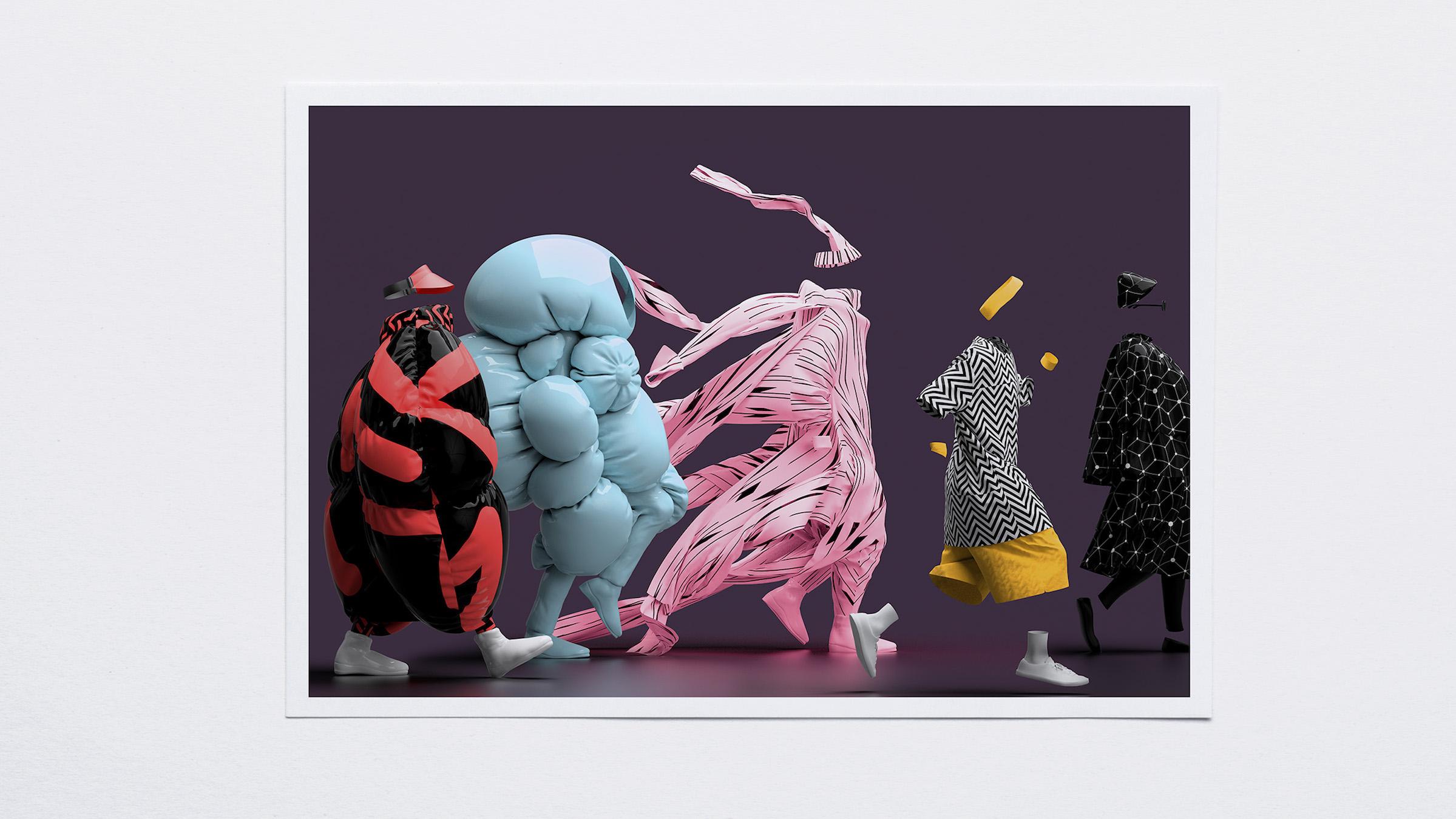 Superconsumers (Fashion 01)