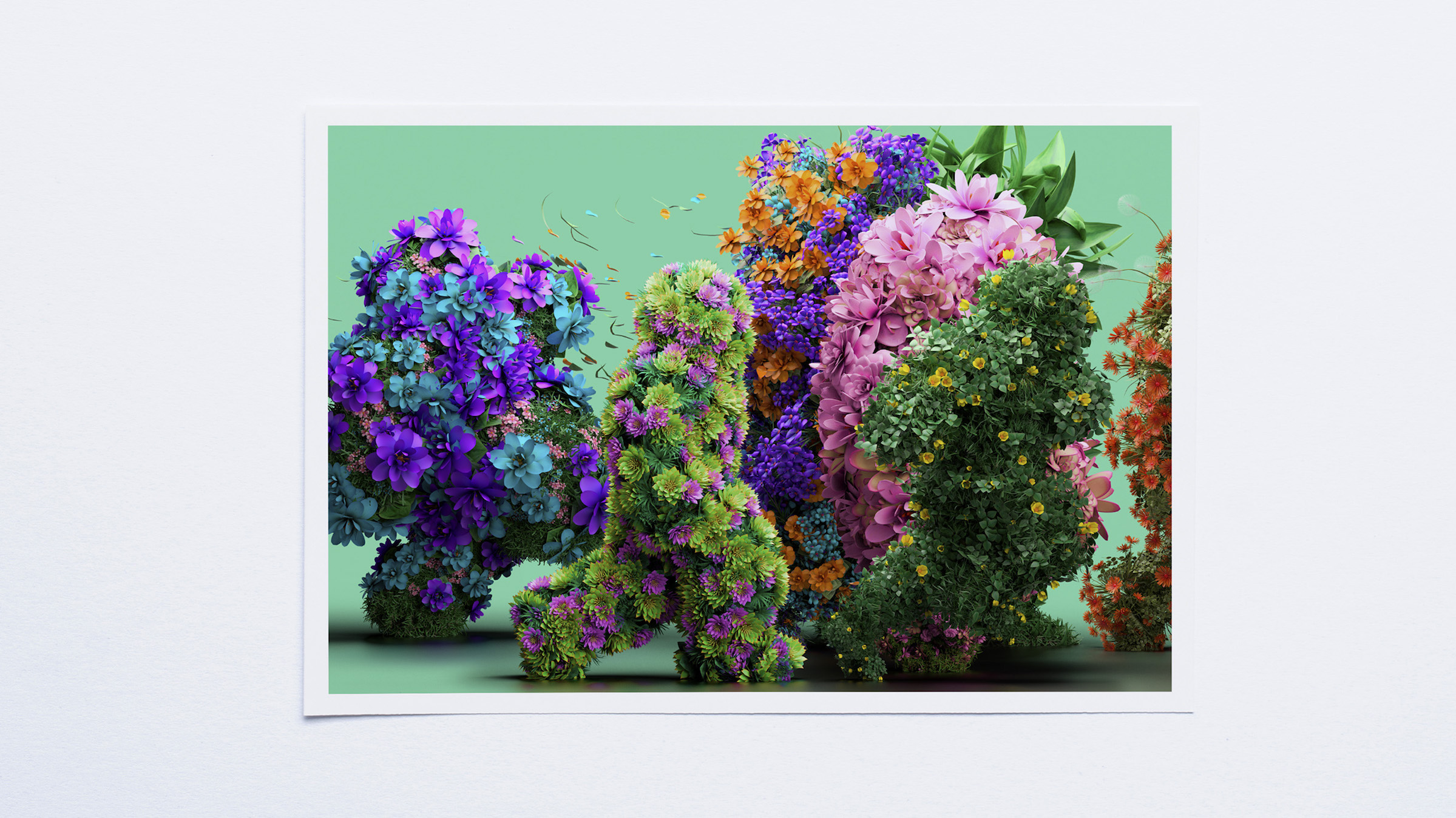 Superconsumers (Floral)